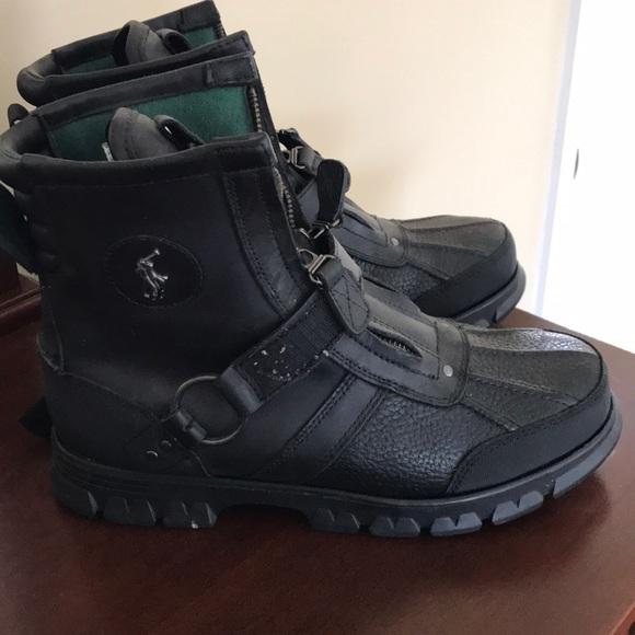 Ralph Lauren Shoes | Polo Boots | Poshmark